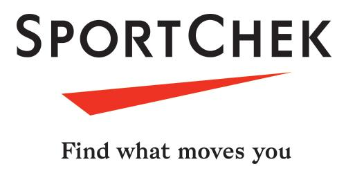 Sport Chek is a one-stop shop for all your holiday needs.