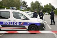 French police couple killed in IS-inspired stabbing