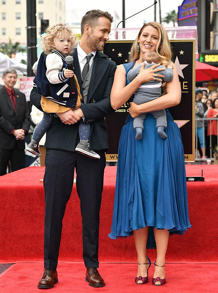 "<p>Blake Lively and Ryan Reynolds welcomed their second child together in September. As most things with the private couple, details were scarce. However, the <i>Deadpool</i> star seemed to confirm that they had added another baby girl to their brood during an appearance on <i>Conan</i>. When asked what life was like in the Reynolds household these days, the actor <a rel=""nofollow"" href=""<a href="