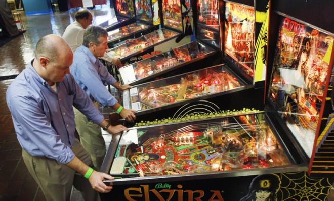 Pinball was banned in New York from 1942 to 1976.