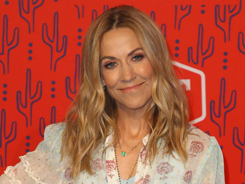 Ariana Grande inspired Sheryl Crow to keep going in music