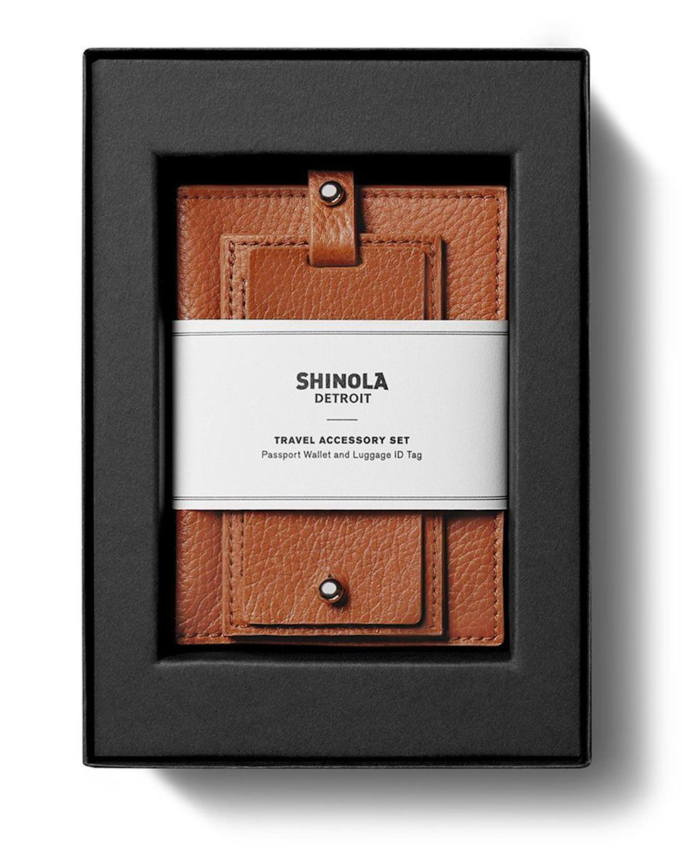"<p><strong>Shinola</strong></p><p>https://www.neimanmarcus.com</p><p><strong>$225.00</strong></p><p><a href=""https://go.redirectingat.com?id=74968X1596630&url=https%3A%2F%2Fwww.neimanmarcus.com%2Fp%2Fshinola-mens-leather-travel-boxed-gift-set-prod214140230&sref=https%3A%2F%2Fwww.redbookmag.com%2Flife%2Fg34995902%2Fneiman-marcus-gift-guide%2F"" rel=""nofollow noopener"" target=""_blank"" data-ylk=""slk:Shop Now"" class=""link rapid-noclick-resp"">Shop Now</a></p>"