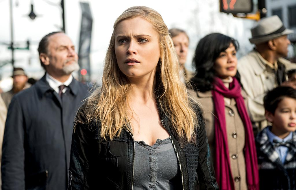 """<p><b>This Season's Theme: </b> """"When you get a death sentence, how do you react to it?"""" is the question posed by showrunner Jason Rothenberg. <br /><br /><b>Where We Left Off: </b> Clarke (Eliza Taylor) took the Flame herself to enter the City of Light. Meanwhile, Bellamy (Bob Morley) and Octavia (Marie Avgeropoulos) fought to keep her body safe from the AI-controlled hordes, and Raven (Lindsey Morgan) hacked into ALIE's system to help Clarke. The latter managed to shut down ALIE with the aid of dead lover Lexa (Alycia Debnam-Carey), but learned that most of Earth's nuclear reactors were melting down. <br /><br /><b>Coming Up: </b> """"In the premiere, our characters are forced to deal with the immediate fallout of the termination of the City of Light,"""" Rothenberg says. """"Now they're suddenly thrust back into the real world with all their pain."""" Old grudges remain between Skaikru and the Grounders, and also among the Grounders themselves. But they will have to deal with the world-ending threat hanging over them (literally, the atmosphere is on fire). And if they can't stop it, how do they survive? """"How many lifeboats are there on the Titanic?"""" posits Rothenberg. """"There aren't enough."""" <br /><br /><b>My Heart Will Go On: </b> Lexa fans were heartbroken by her death, and Clarke will continue to mourn her """"probably forever,"""" says Rothenberg. But """"that doesn't mean she won't move on. I know Lexa would want her to… She's an 18-year-old girl and you can assume she'll love again."""" <i>— KW</i> <br /><br />(Credit: Diyah Pera/The CW) </p>"""