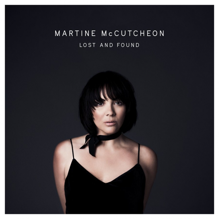 Martine's new album is out next month.