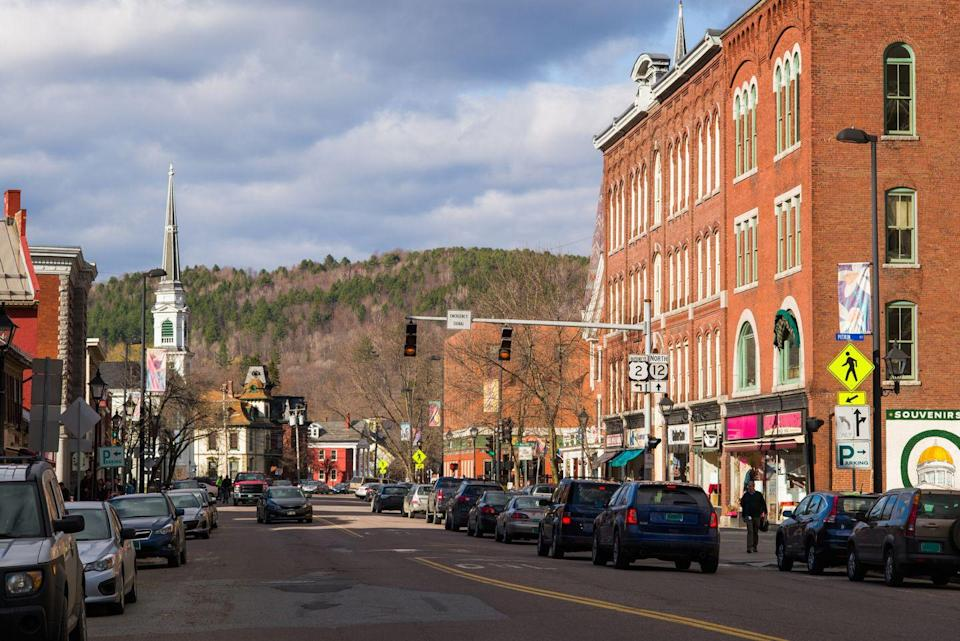 <p>Montpelier, Vermont, is the smallest capital in the United States, with a population of just over 7,000. </p>
