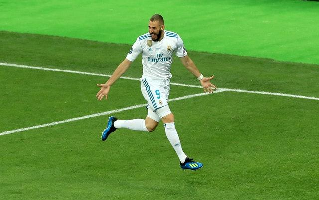 Karim Benzema will look to net another big goal