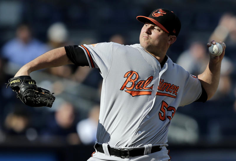 Britton activated from DL by Orioles after 6-month recovery
