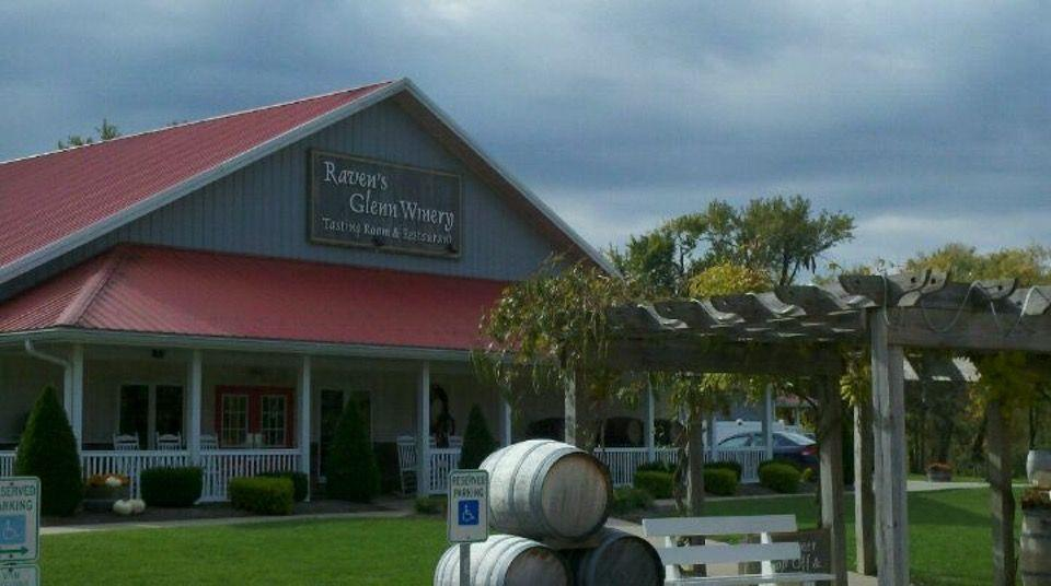 "<p><a href=""https://foursquare.com/v/ravens-glenn-winery--italian-restaurant/4b2bd60cf964a52005bc24e3"" rel=""nofollow noopener"" target=""_blank"" data-ylk=""slk:Raven's Glenn Winery & Italian Restaurant"" class=""link rapid-noclick-resp"">Raven's Glenn Winery & Italian Restaurant</a> in West Lafayette</p><p>""Definitely a must visit. $2 gets you a <span class=""entity tip_taste_match"">wine flight</span> tasting and you get to keep the glass! The <span class=""entity tip_taste_match"">wine</span> is fantastic but the Vintners line is a must-try."" - Foursquare user <a href=""https://foursquare.com/witkovskym"" rel=""nofollow noopener"" target=""_blank"" data-ylk=""slk:Matthew Witkovsky"" class=""link rapid-noclick-resp"">Matthew Witkovsky</a></p>"