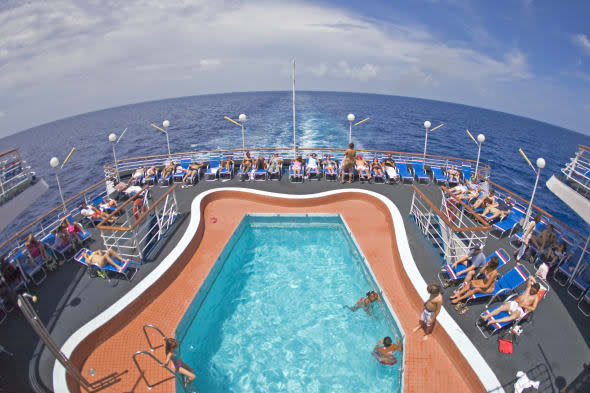 British holidaymakers like cruise holidays better than any other break