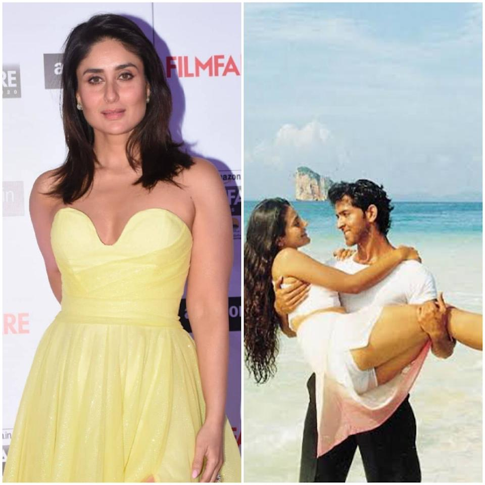 Kareena Kapoor was all set to make her debut opposite Hrithik Roshan in <em>Kaho Na Pyar Hai </em>and had even shot a few scenes. But the director was not happy with Babita's interventions and they mutually decided that Kareena wouldn't continue to film anymore. That's when Ameesha Patel was roped in and the Kapoor girl went on to debut opposite Abhishek Bachchan in <em>Refugee </em>the same year.