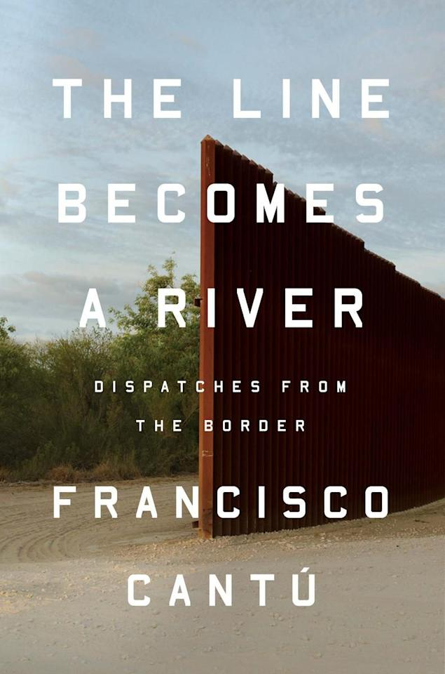 "<p><a rel=""nofollow"" href=""https://www.amazon.com/Line-Becomes-River-Dispatches-Border/dp/0735217718/"">Buy on Amazon</a></p><p>Francisco Cantú grew up the the grandson of a Mexican immigrant in the southwestern part of the United States. When he became an adult, Cantú joined the Border Patrol and saw firsthand the never-ending challenge of policing people on both sides of that line. Years after leaving his position with the patrol, his examination of his time in the job-and after-is an urgent, necessary view of an increasingly complex part of the country.</p>"