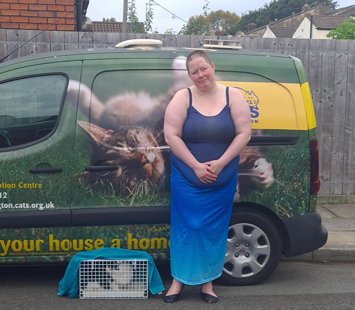 Cats Protection helps around 200,000 cats and kittens every year (Cats Protection/PA)
