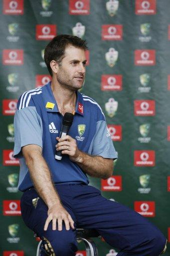 Simon Katich released a statement through Cricket Australia citing his family as the main reason for his retirement