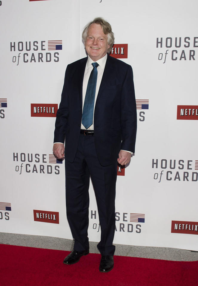 "Sebastian Arceles attends Netflix's ""House of Cards"" Washington DC Screening at the NEWSEUM on January 29, 2013 in Washington, DC."