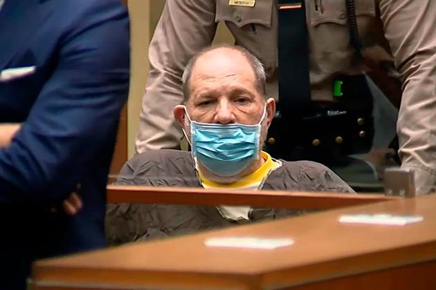 Harvey Weinstein Again Pleads Not Guilty to Rape and Sex Assault Charges