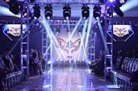 """<p>Even though the <a href=""""https://www.insider.com/the-masked-singer-cool-facts-2019-2"""" rel=""""nofollow noopener"""" target=""""_blank"""" data-ylk=""""slk:show is prerecorded"""" class=""""link rapid-noclick-resp"""">show is prerecorded</a>, the celebrity guest is still belting it out onstage in front of a panel of judges and a full audience. If you have stage fright, this is not the competition for you!</p>"""