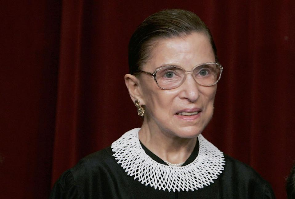 Celebrate the incredible life of RBG by listening to her book for free