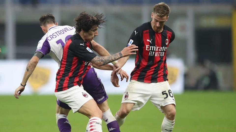 Fiorentina-Milan   Jonathan Moscrop/Getty Images