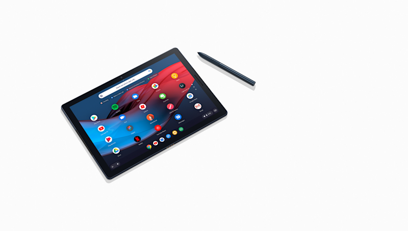 Pixel Slate on a white background