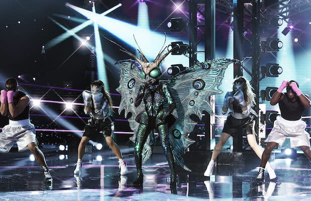 The Butterfly Hopes Jesus Forgives Her for Having to Lie About Being on 'The Masked Singer'