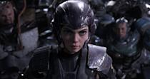The long-gestating James Cameron production, adapted from a cyberpunk manga classic, was savaged by critics on release, but earned itself an army of online superfans. (Credit: Fox)