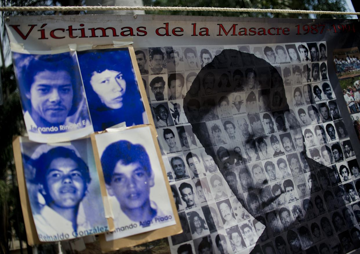COLOMBIA-CRIME-VIOLENCE-STATE SPONSORED CRIME DAY