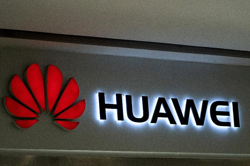 Huawei has repeatedly denied it works with the Communist-led government (AFP Photo/FRED DUFOUR)