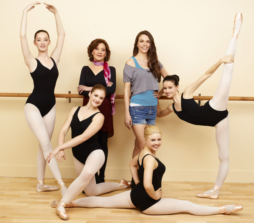 "<p><b>Bunheads</b> (Monday, 6/11 on ABC Family)<br><br> Broadway star Sutton Foster plays a Vegas showgirl who gets married, moves to a small town, and ends up teaching at a hole-in-the-wall dance school. And none other than Emily Gilmore (aka Kelly Bishop) is the mother-in-law. And not coincidentally, ""Gilmore Girls"" creator Amy Sherman-Palladino is behind this. We expect dancing and lots of highly caffeinated fast-talking, along with some withering insults from Bishop.</p>"