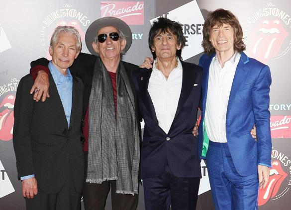 The Rolling Stones Announce Details Of Crossfire Hurricane Documentary