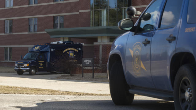 19-Year-Old Arrested After Parents Found Shot Dead At Central Michigan University