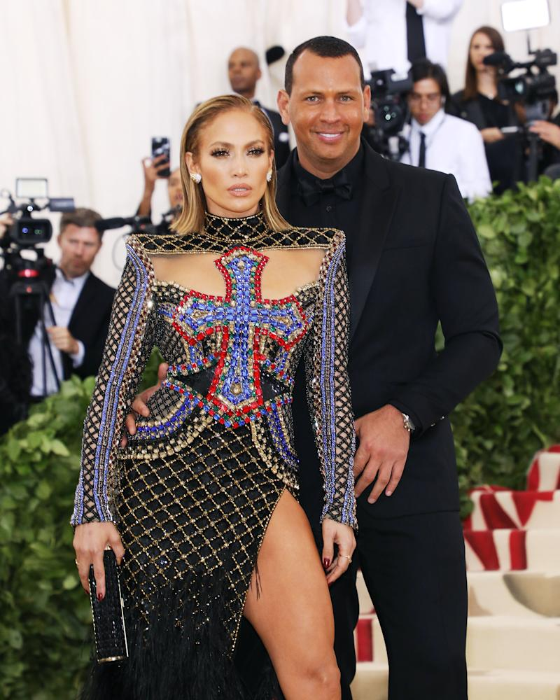 Jennifer Lopez and A-Rod celebrated their mutual birthdays this week with grand gestures.