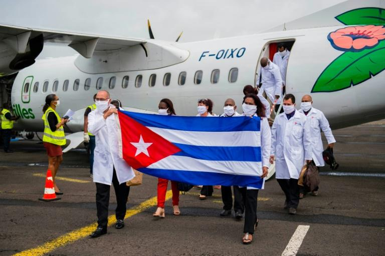 Panama abandons Cuban doctors plan under US pressure