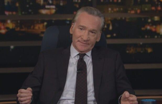Maher: Ginsburg's Death Is 'Why You Cannot Let a Guy Like Trump Become President' (Video)