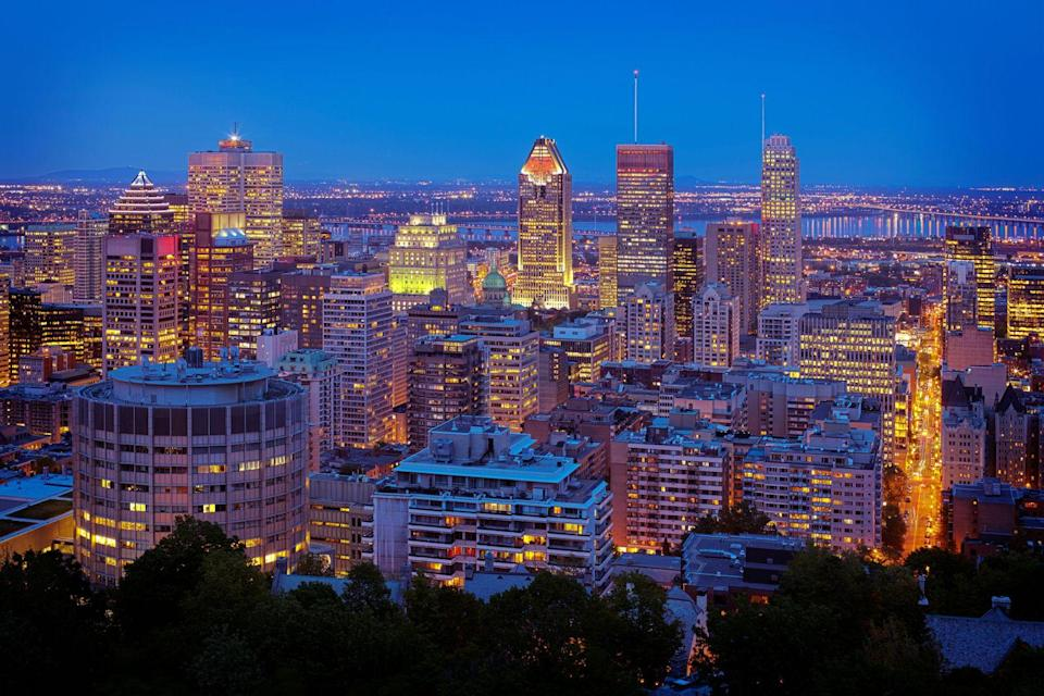 """<p><strong>Montreal, Canada</strong></p><p>If you can't afford to fly to Europe, Montreal will make a good stand-in, both in terms of architecture and culture. The majority of its inhabitants speak French, and it's filled with museums and festivals that celebrate Québécois life. The Parc du Mont-Royal is a good place to be outdoors and walk around, and if you visit during the warmer months, it's easy to walk or bike around the city. If you have time, taking the long, but scenic, train ride from New York City is worthwhile (and cheap).</p><span class=""""copyright"""">Photo: Image Source / REX Shutterstock. </span>"""