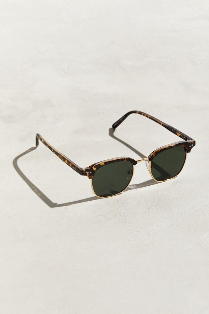 <p>Your teen will happily protect their eyes from the sun with these cool <span>Clyde Granddad Half-Frame Sunglasses</span> ($20).</p>