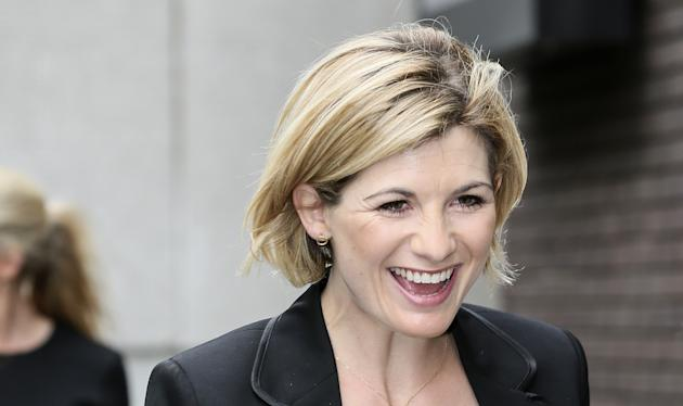 'Doctor Who' Star Jodie Whittaker Offers An