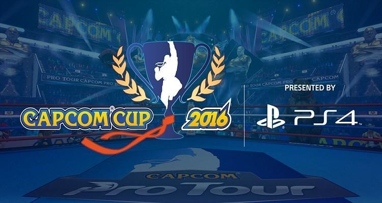 Capcom Cup 2016 was hosted at Anaheim Convention Center this year. (Capcom)