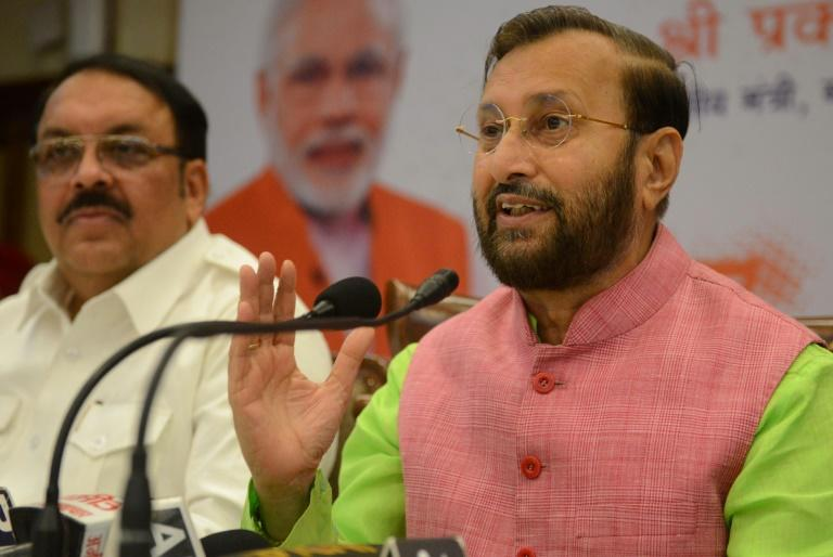 Senior minister Prakash Javadekar told reporters in India that new citizenship legislation signed off by the cabinet 'not against anyone'