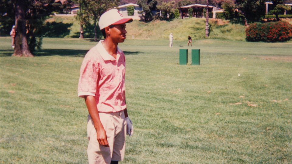 Tiger Woods has been in the spotlight since his youth.