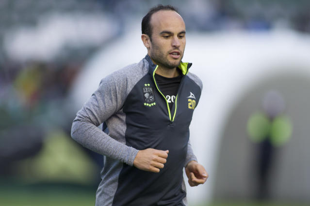 Former USMNT captain Landon Donovan (Getty).