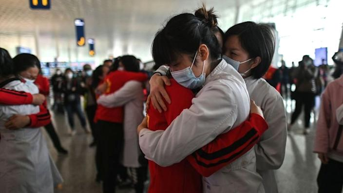The Chinese city of Wuhan recently lifted its strict quarantine measures