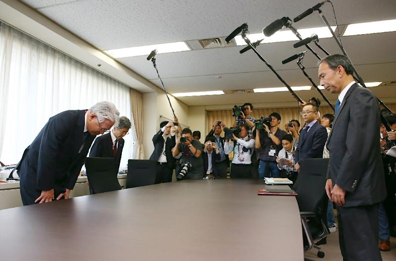 The corporate apology, where company bosses bow deeply at a news conference, has become all-too-frequent in Japan as a reputation for quality erodes