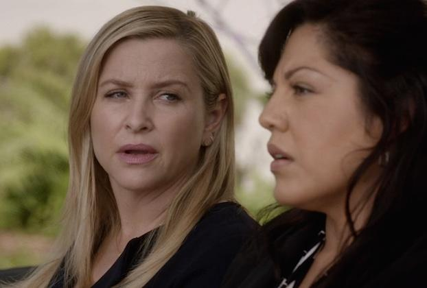 'Grey's Anatomy' season 13, episode 3 recap: Bringing down the hammer