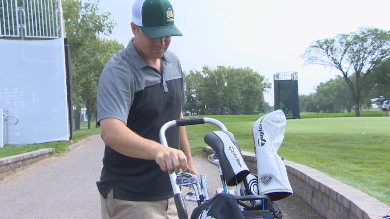 Sask. golfer prepares to caddy in CP Women's Open