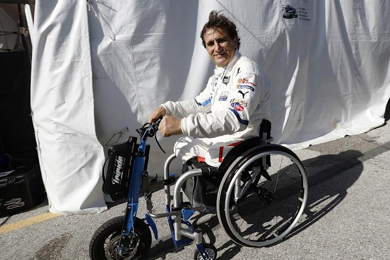 Month-long sedation ended as Zanardi continues recovery