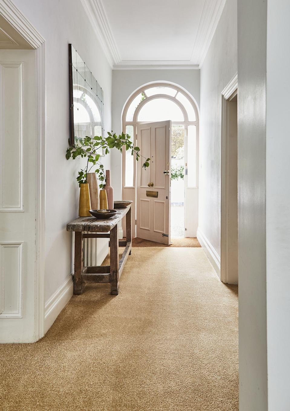 """<p><strong>Looking for Instagramma</strong><strong>ble <a href=""""https://www.housebeautiful.com/uk/decorate/hallway/a2283/hallway-decorating-ideas-tips/"""" rel=""""nofollow noopener"""" target=""""_blank"""" data-ylk=""""slk:hallway ideas"""" class=""""link rapid-noclick-resp"""">hallway ideas</a>? Fro</strong><strong>m colour palettes to inventive storage suggestions, there are plenty of ways to add depth and interest to your space. </strong></p><p>First impressions matter, which is why planning the perfect scheme is key. A space to accommodate traffic, we often give our hallway corridor status — rather than treating them as another room in the home. While it can be easy to overlook them (or simply use them as a dumping ground for muddy shoes and unopened post), transforming them into stylish spaces doesn't have to be a challenge. </p><p>Take a look at some of the ways you can spruce up your hallway...</p>"""