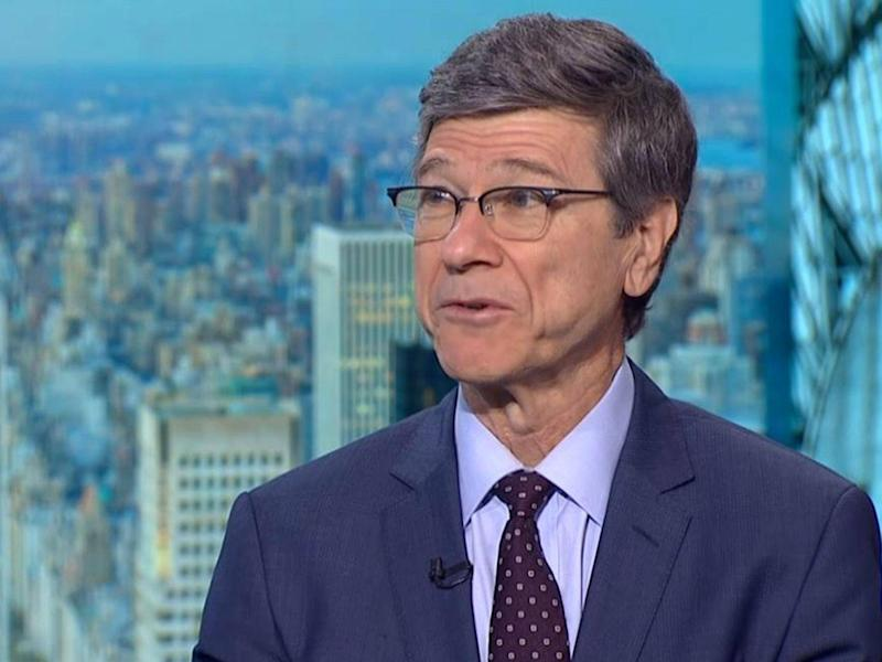Jeffrey Sachs says 'patriots should oppose' Republican tax cuts and changes to health care: Bloomberg Surveillance