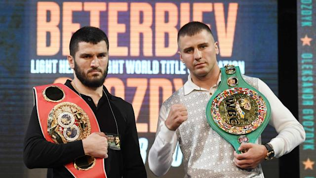 Oleksandr Gvozdyk suffered a TKO in the 10th round of an action-packed 175-pound unification bout on Friday against Artur Beterbiev.