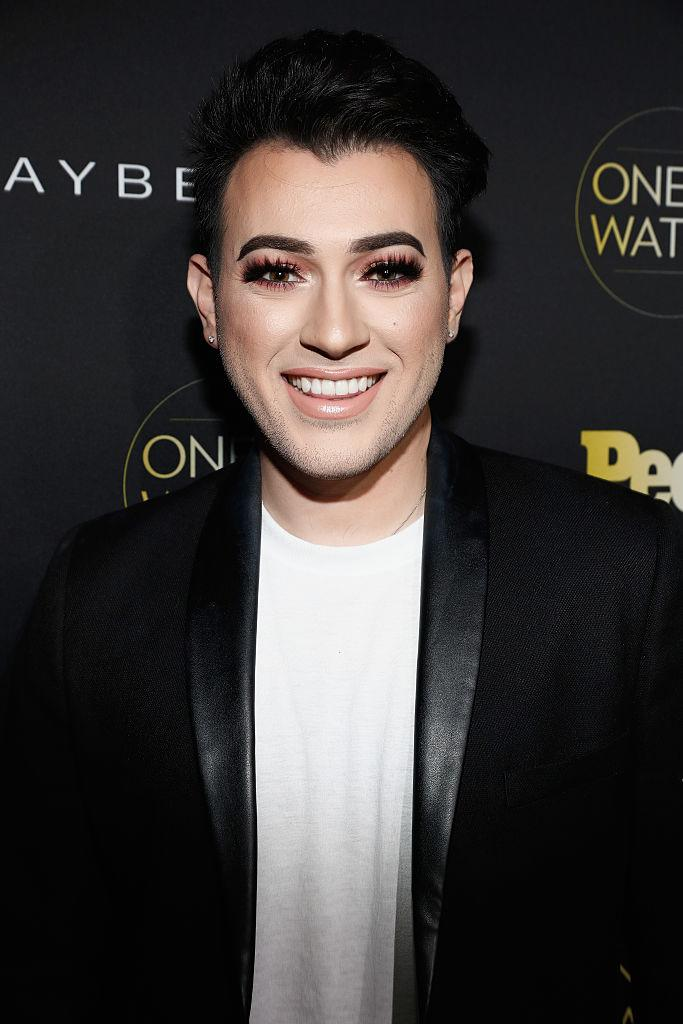 Beauty influencer Manny Mua is the new face of Maybelline. (Photo: Getty)