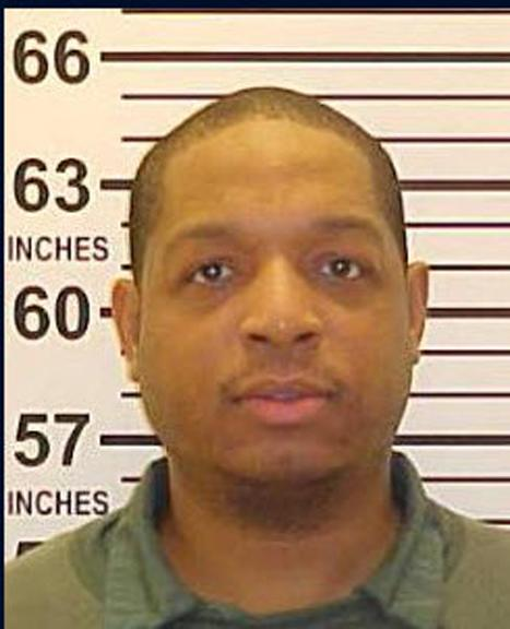 This Dec. 29, 2011 New York State Department of Corrections and Community Supervision photo shows Tyrone Ford prior to his release from prison in Jan. 2012. Ford was a gospel music star who got a president's attention at age 12 and a drug user with a long criminal record at 38. He had been locked up yet again when he recently asked for another in a series of chances to show he could change his life. and got that opportunity Friday, March 30, 2012, when a judge shortened his parole by a potential three years because of changes in New York's once famously harsh drug laws. (AP Photo/New York State Department of Corrections and Community Supervision)